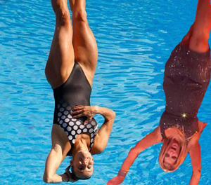The inaugural season of Synchronized Diving with the Stars will feature reality TV darling Kirstie Alley, who attempts to land a triple-twisting pike with her Chinese diving partner, Shi Ska Ri.