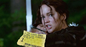 "Barb Hooks, a Steamboat Springs High School junior, emerged triumphantly from a recent killing spree with the last ticket for a local showing of ""Hunger Games."""